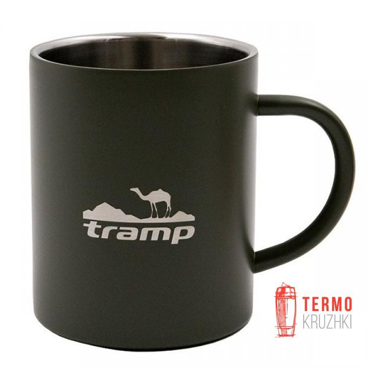Термокружка Tramp 450 мл олива