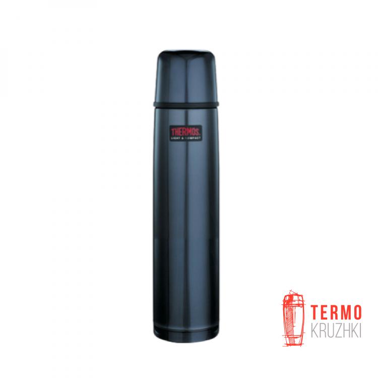 Термос 0,75 л FBB Thermos серый
