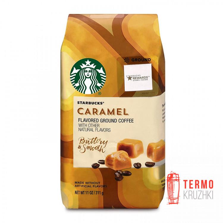 Кофе молотый Starbucks Caramel Medium Roast 311 г