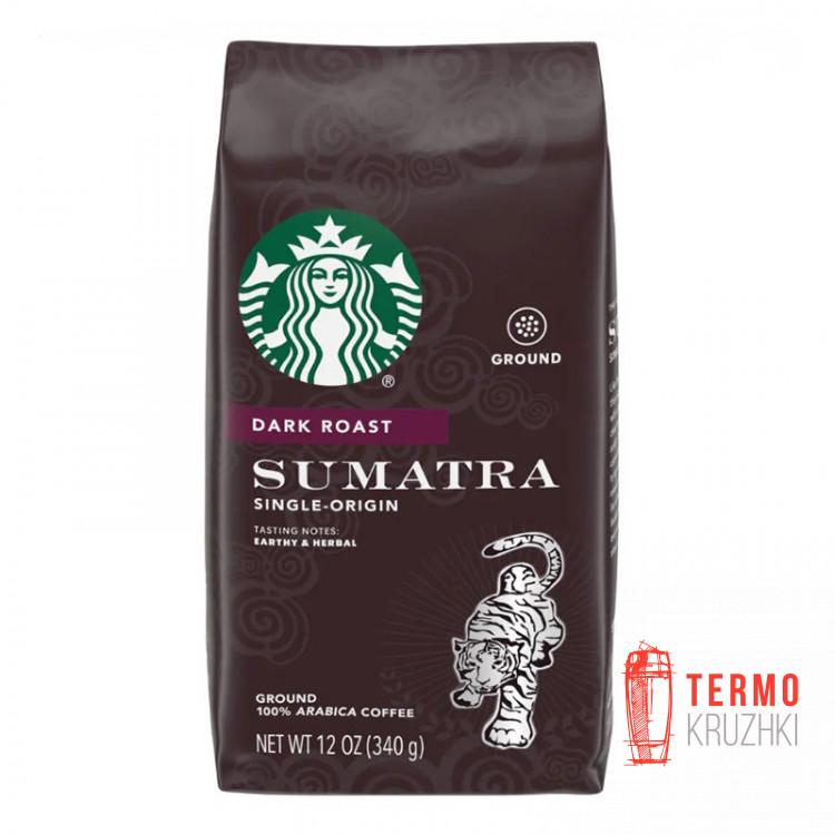 Кофе молотый Starbucks Sumatra Dark Roast 340 г