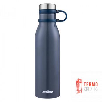 Термобутылка для воды Contigo Matterhorn 590 ml Blueberry