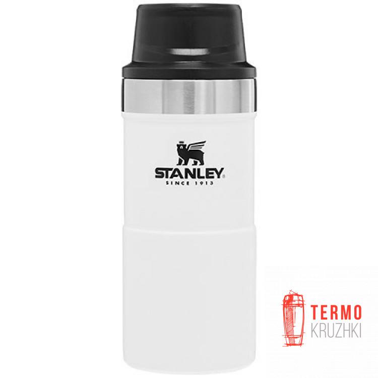 Термокружка Stanley Classic Trigger Аction Travel  0.25 л Polar