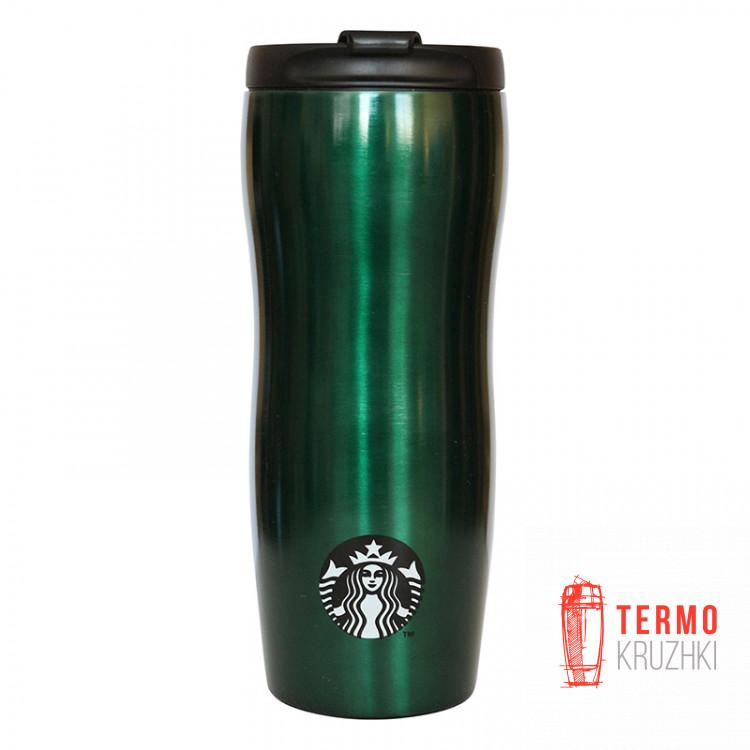 Термокружка Starbucks Logo 355 мл Green Оригинал - Уценка